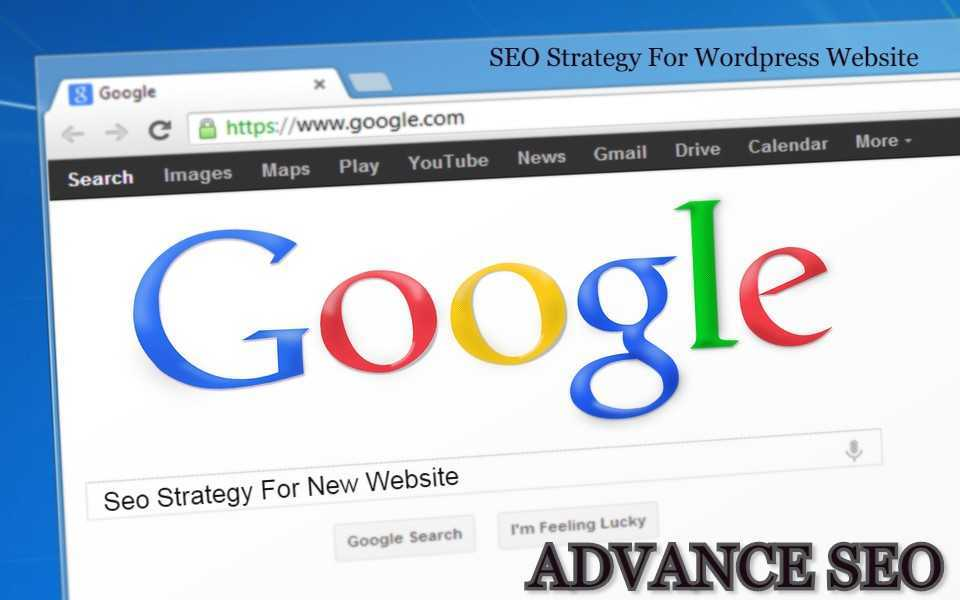Seo Strategy For New Website